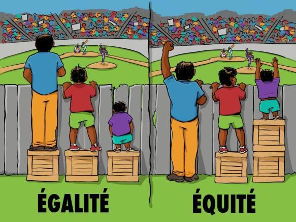 egalite-equite